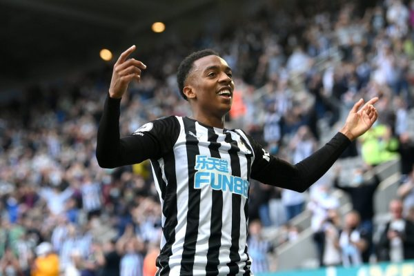 Newcastle have completed the signing Joe Willock