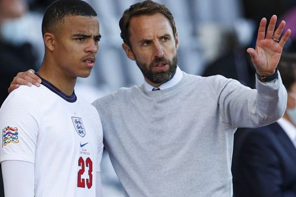 Southgate explains Greenwood was dropped for the 2022 World Cup. England manager Gareth Southgate has explained why Manchester United striker Mason Greenwood was not included