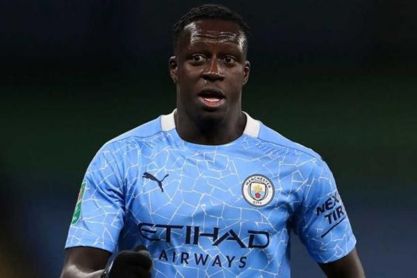 Manchester City have temporarily banned French left-back Benjamin Mendy after being charged by the police today.