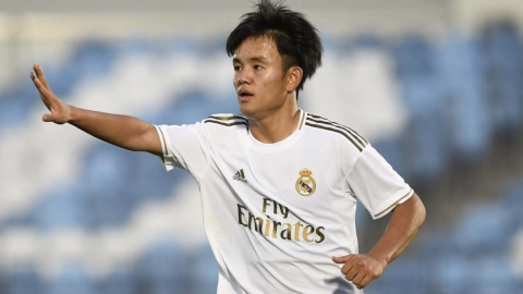 Real Madrid have confirmed that Takefusa Kubo will be loaned to Mallorca throughout the 2021/22 season.