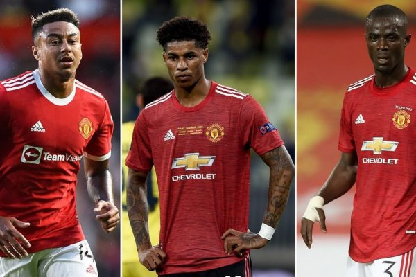 Manchester United without 9 players in the first match. Manchester United may be without nine first-team players in their Premier League opener against Leeds on Saturday, including Edinson Cavani.